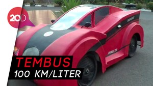 Akkasaraki, Mobil Hemat Energi Karya Mahasiswa Makassar