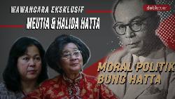 Tonton Wawancara Eksklusif Putri Proklamator, Moral Politik Bung Hatta