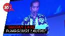 Buka Konferensi Laut Dunia di Bali, Jokowi Berpuisi