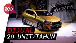 BMW X2, SUV Limited Seharga Rp 838 Juta
