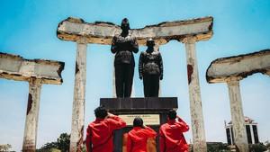 Hai Arek Arek Suroboyo, Riders Road Warriors tiba di Titik Akhir Perjalanan