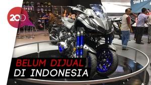 Si Gahar Niken, Moge Roda Tiga Milik Yamaha