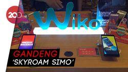 Wiko Tommy 3 Series Ponsel Pertama yang Gunakan Virtual SIM Card