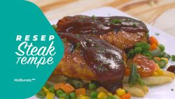 Resep Steak Tempe