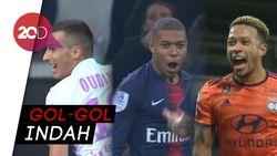 Deretan 5 Gol Terbaik  Pekan ke 11 Ligue 1 Prancis
