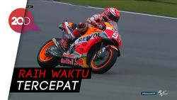 Marc Marquez akan Start Terdepan di MotoGP Malaysia