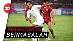 Saddil Ramdani Dicoret dari Timnas untuk Piala AFF