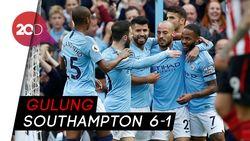 Manchester City Kian Perkasa di Puncak Liga