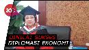 Warna Indonesia dalam Penganugerahan Doktor HC ke Mega di China