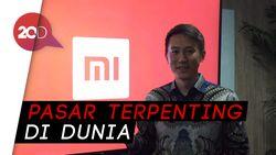 Ini Peran Penting Indonesia bagi Bisnis Xiaomi