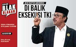 Blak-blakan Dubes Indonesia di Balik Eksekusi Mati TKI