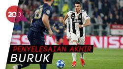Kalah dari MU, Juventus Terlalu Banyak Buang Peluang