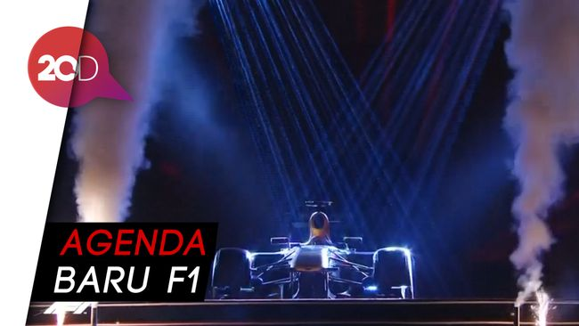 Resmi! Vietnam Gelar Balap Formula 1 Pada 2020