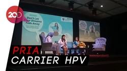 Tak Hanya Wanita, Pria Dianjurkan Vaksinasi Cegah Kanker Serviks