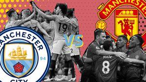 Derby Panas Manchester 2018