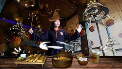 Take a Bite: Mencicipi Butterbeer di Kafe Bertema Harry Potter