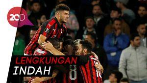 Tendangan Pisang Suso Selamatkan Milan