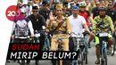 Jokowi Bergaya ala Bung Tomo di Hari Pahlawan