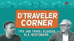 Mau Jadi Travel Blogger? Curi Ilmunya dari Efenerr!