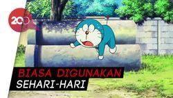 Alat-alat Doraemon yang Dipakai di Dunia Nyata