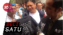 Gokil! Ini Momen Saat Jokowi Beli Kaos Tur Eropa Burgerkill