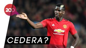 Kata Mourinho soal 'Hilangnya' Pogba di Derby Manchester