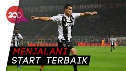 Laju Juventus di Serie A Mengukir Sejarah