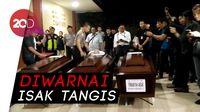 Proses Penyerahan Jenazah Lion Air Diselimuti Duka