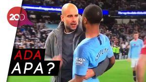 Tentang Cekcok Guardiola dan Sterling
