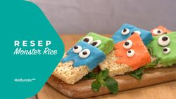 Resep Monster Rice
