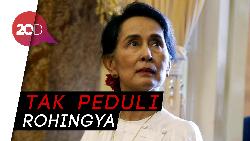 Amnesty International Cabut Penghargaan HAM Suu Kyi