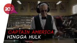 Duka Cita Para Superhero Marvel Atas Kepergian Stan Lee