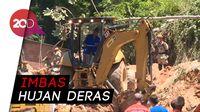 Pemukiman di Brasil Ditimbun Longsor, 15 Tewas