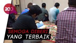 Doa Bersama Keluarga Korban Lion Air Berselimut Syahdu