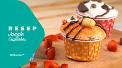 Resep Jungle Cupcakes