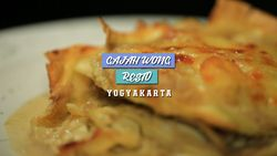 Menikmati Masakan Antar Benua di Gajah Wong resto, Yogyakarta