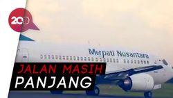 Merpati Airlines Bisa Mengudara Lagi