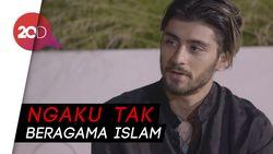 Blak-blakan Zayn Malik soal Agama yang Dianutnya