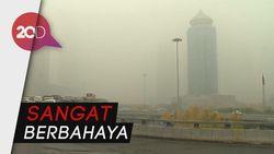 Kualitas Udara Beijing Melampaui Batas Bahaya