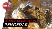 Kurir Sabu Jaringan Lapas Ditangkap, 4,3 Kg Disita