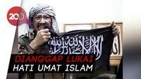 Posting Bendera Teroris Bukan Panji Nabi, Abu Janda Dipolisikan