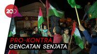 Protes di Israel, Suka Cita di Palestina