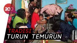 Potong Gombak, Tradisi untuk Anak Rambut Gimbal di Lereng Merbabu