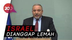 Tak Setuju Gencatan Senjata, Menhan Israel Mundur