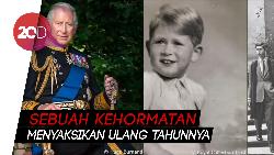 Ungkapan Kebahagiaan Ratu Elizabeth untuk Pangeran Charles