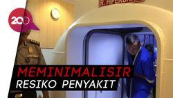 Manfaat Terapi Hiperbarik Bagi Penyelam Evakuasi Lion Air