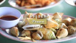 Gonggong, Seafood dengan Bumbu Khas Dari Batam