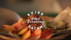Segarnya Makan Rujak di BMC Bengkong, Batam