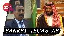 AS Bekukan Aset Pejabat Saudi yang Terlibat Pembunuhan Khashoggi