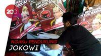 Akhirnya Diketahui! Ini Dia Pemasang Poster Raja Jokowi